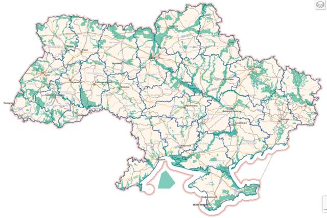 """Законопроект """"Про території Смарагдової мережі"""""""
